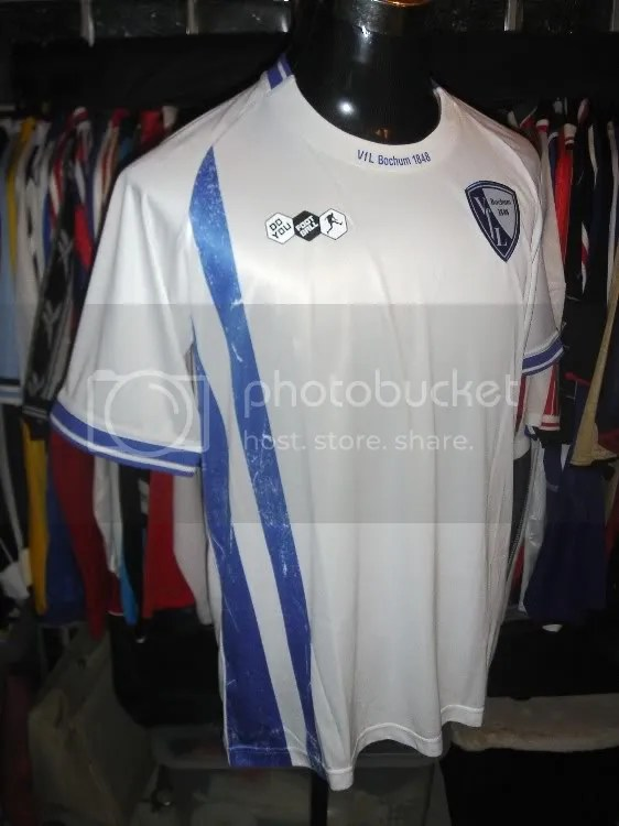 Vfl Bochum Do You Football 2009/10 Home Kit Leak