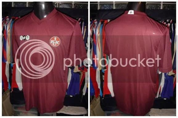 FC Kaiserslautern 2009/10 Do You Football Home Kit Leak
