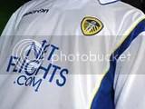 Leeds United 2009-10 Macro Home Kit