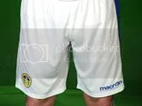 Leeds United 2009-10 Macro Home Kit