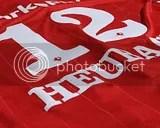 FC Twente Diadora 09/10 Home Kit