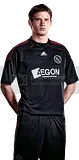 Ajax Amsterdam 2009-10 Adidas Away Kit Jersey Shirt
