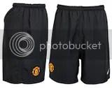 Manchester United 09/10 Nike Away Kit