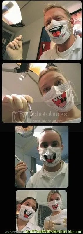 dentists masks Pictures, Images and Photos