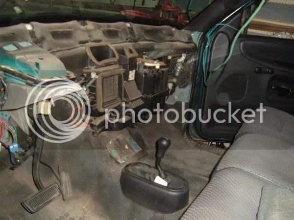 2001 Intrepid Heater Box Repair
