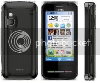 Gambar Nokia C6