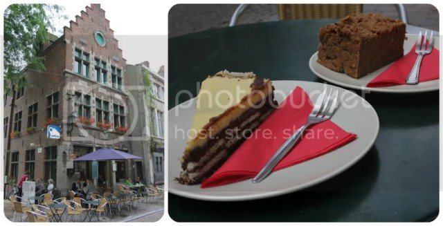 [Plutomeisje Ghent City Guide] Food - Brooderie