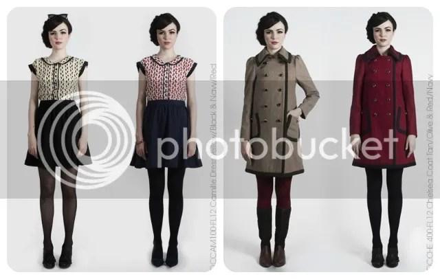 Pretty Things - Dear Creatures Fall 2012 Dress