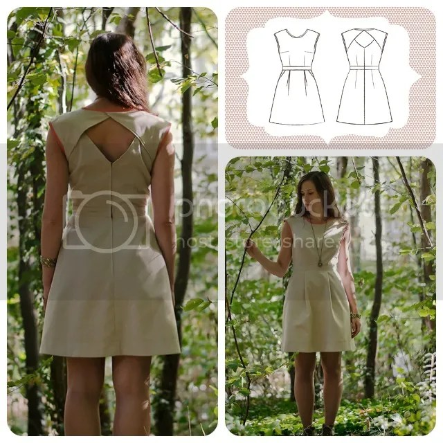 Deer and Doe - Belladone Dress