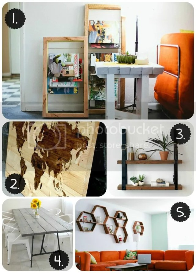 Link Love - Home Decor Tutorials