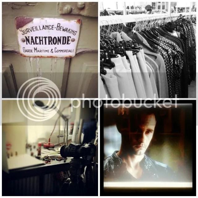 Vorige Week: Nachtwacht - Stock verkoop Just in Case - Stop Motion filmpjes maken - True Blood Season 5!