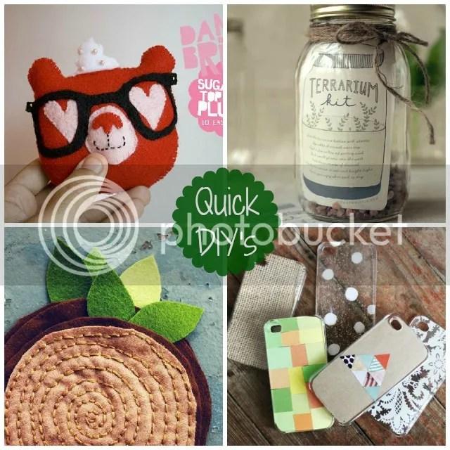 Link Love - Handmade Gifts