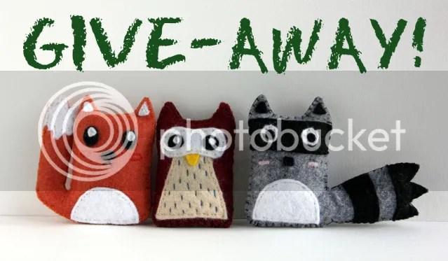 Give-away voor 500 blogposts!
