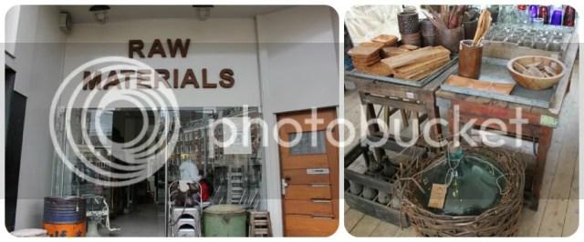 Amsterdam - Raw Materials