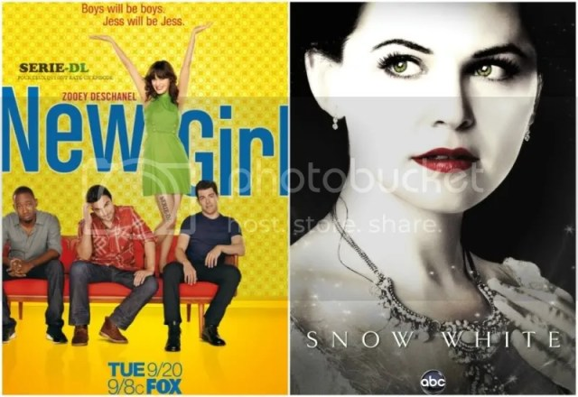 New Girl + Once Upon A Time
