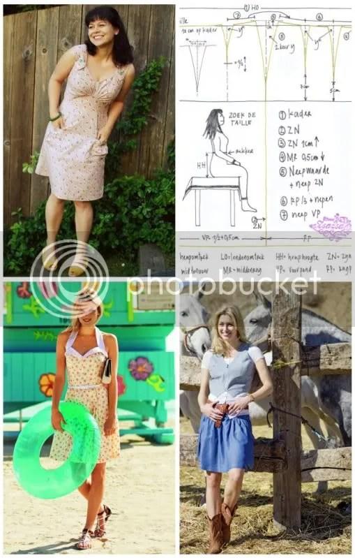 Zomerplannen: rokjes & kleedjes