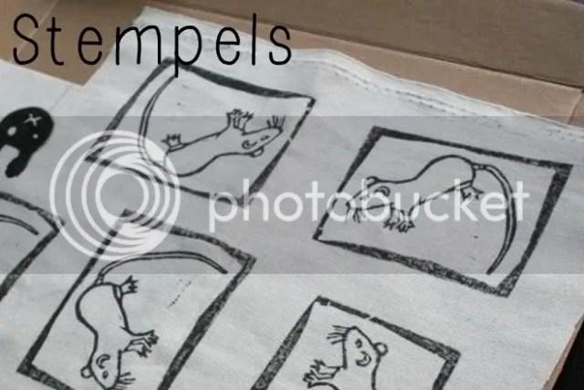 Tutorial - Stempels