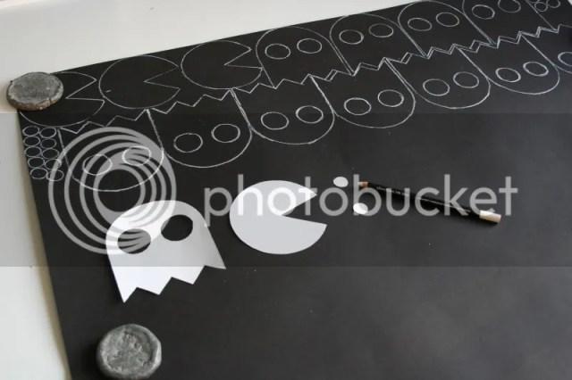Pac Man Slinger