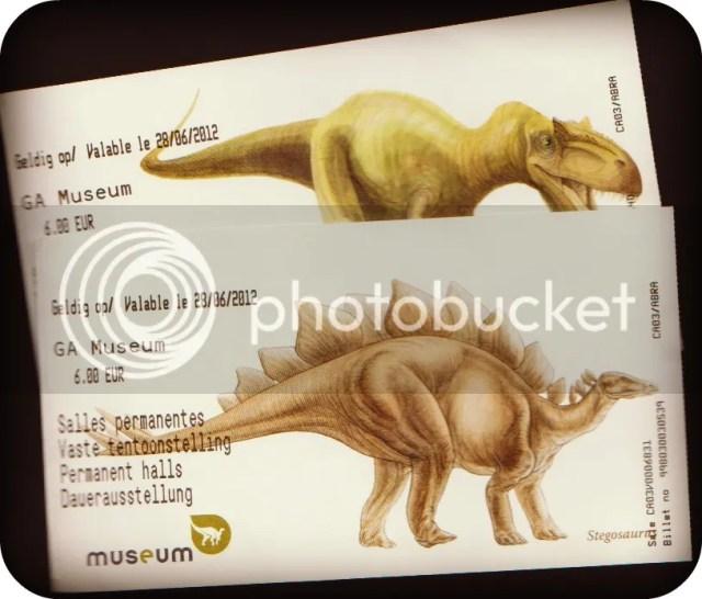 Toegangsticket Museum voor Natuurwetenschappen