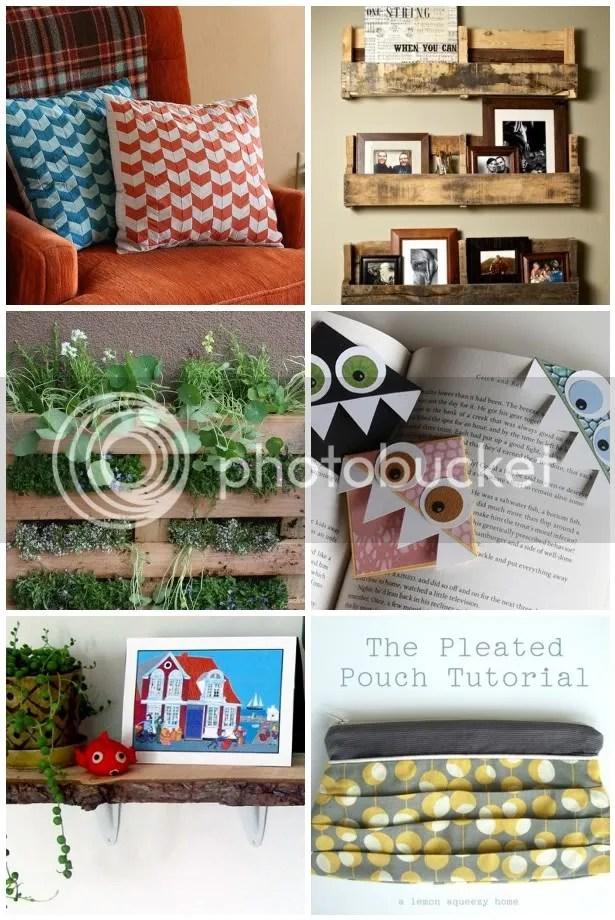 Link Love - Tutorials & DIY's