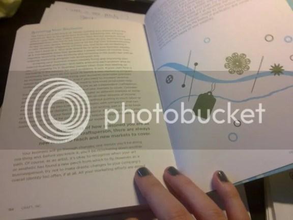 Laatste pagina's van Craft Inc.