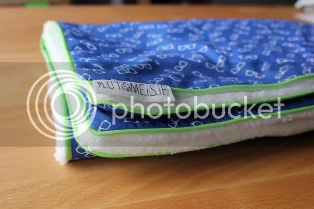 Baby Blanket / Baby Dekentje