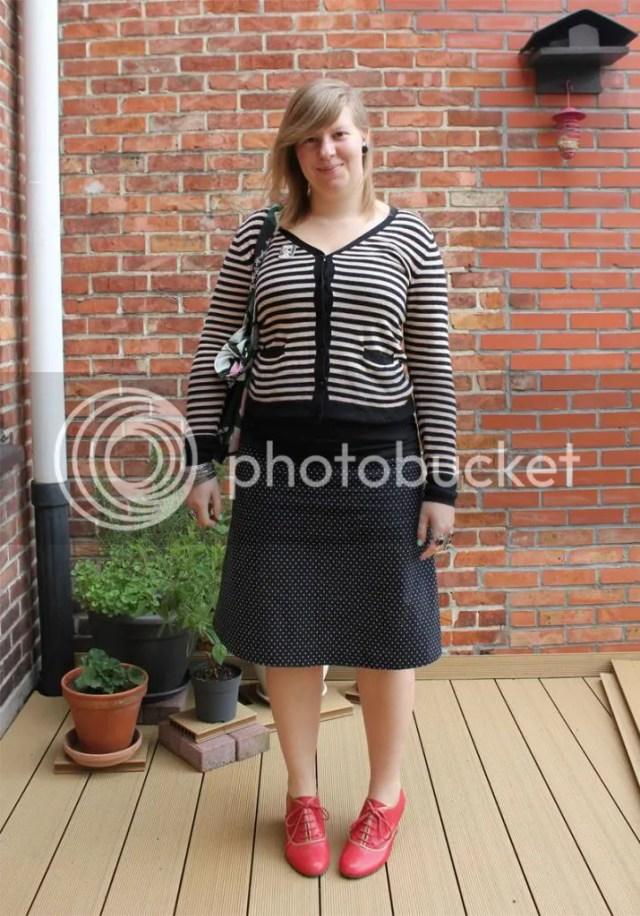 A-lijn rok // A line skirt