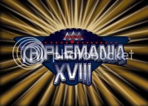 triplemania 18