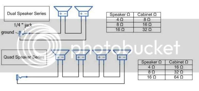 amp cabinet wiring