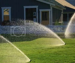 TLC Incorporated Lawn Sprinkler System