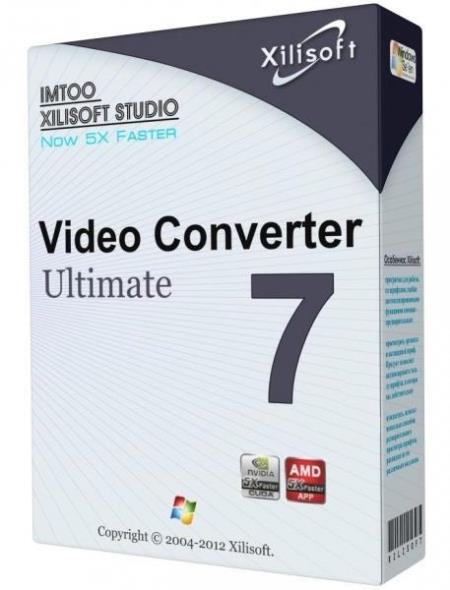 Xilisoft Video Converter Ultimate 7.8.1 Build 20140505