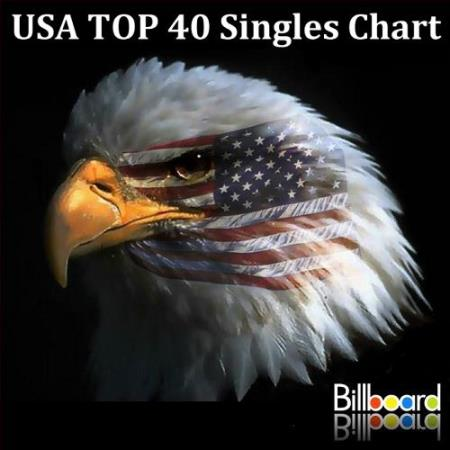 USA Hot Top 40 Singles Chart (24.05.2014)