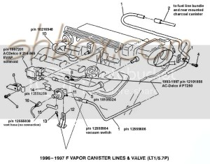 Vacuum Diagrams 1993 Chevy 3 1 | Wiring Diagram
