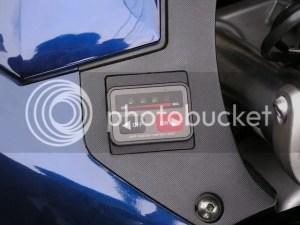 Honda st1300 heated grips