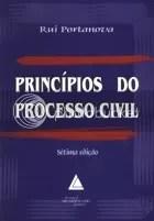 Principios do Processo Civil, de Rui Portanova