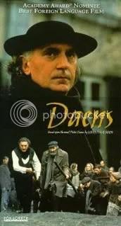 Daens, um grito de justiça. Cartaz de divulgação.