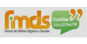 Forum de Mídias Digitais e Sociais