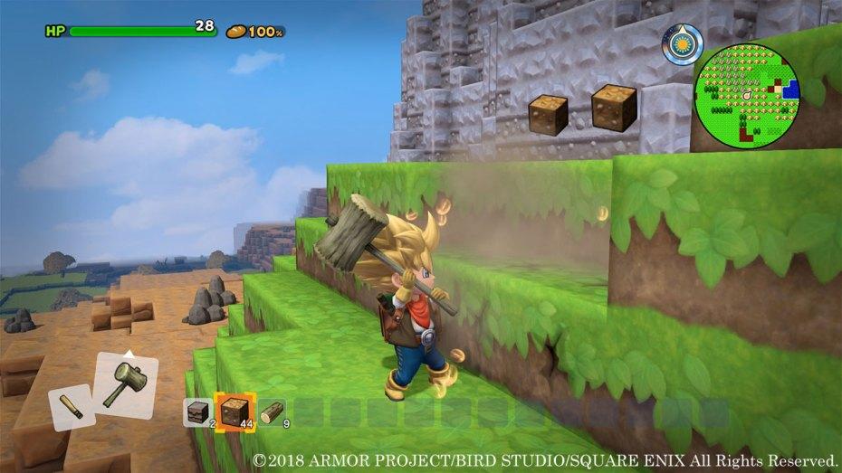 dragon quest builders 2, Dragon Quest Builders 2: I primi dettagli