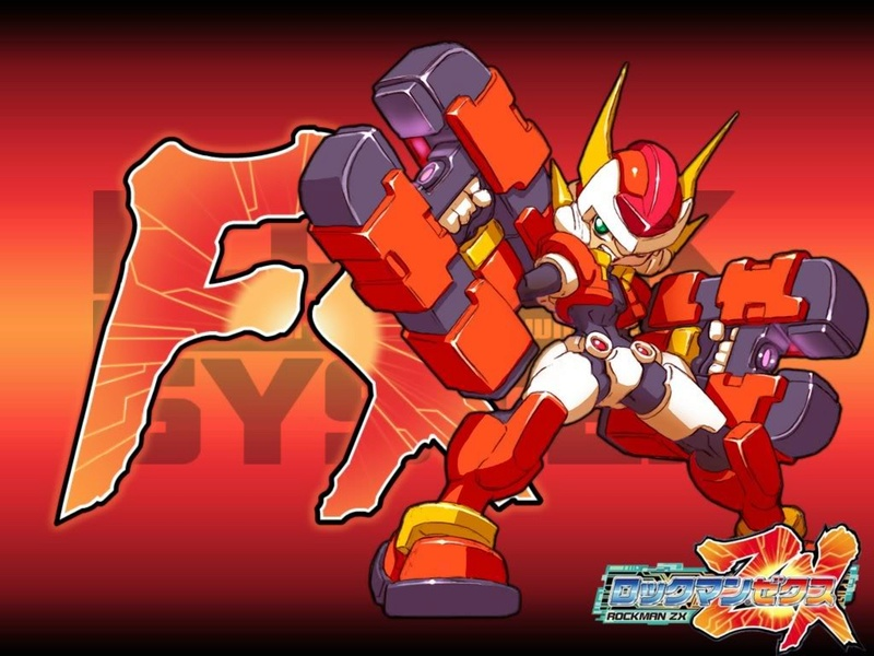 Megaman ZX, Retrogame Story: Mega Man ZX