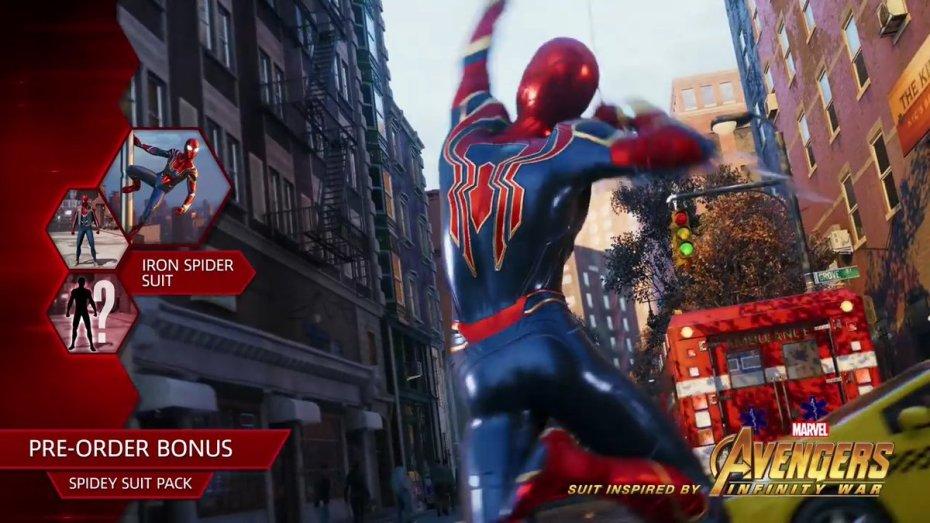 spider-man, Spider-Man: Svelato il secondo bonus preorder