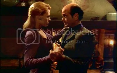 Image result for someone to watch over me star trek voyager