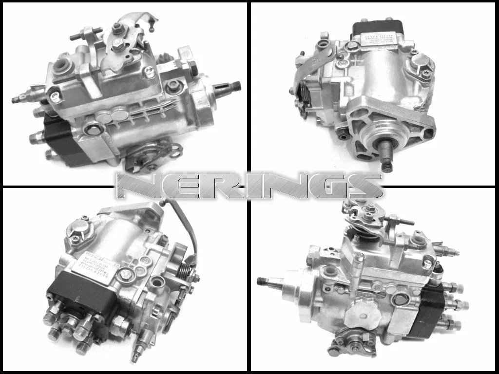 Fuel Injection Pump Vw Transporter T3 1 6 1 7 D