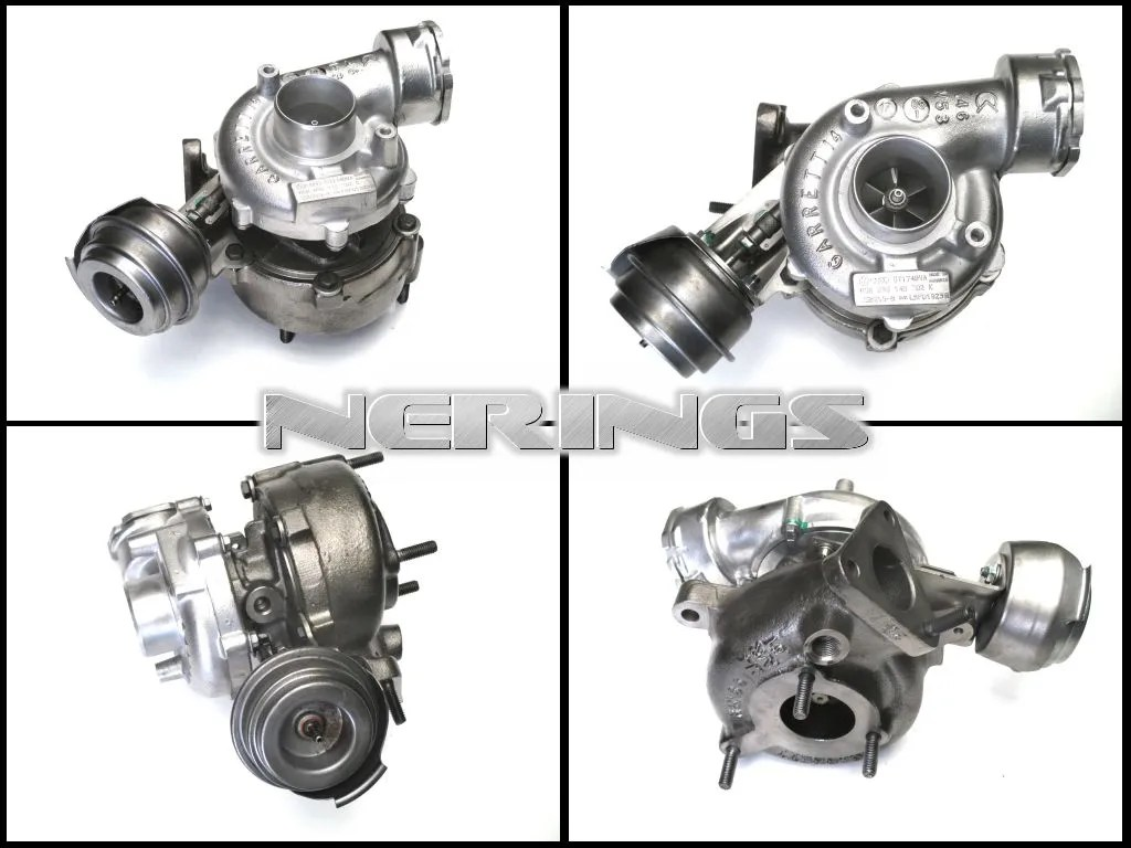 Turbocharger Vw Passat Audi A4 A6 2 0 Tdi 03g F
