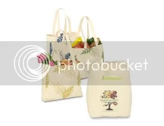 promotional reusable bags
