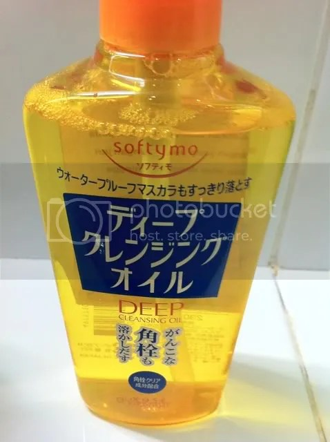 Kose Softymo Deep Cleansing Oil