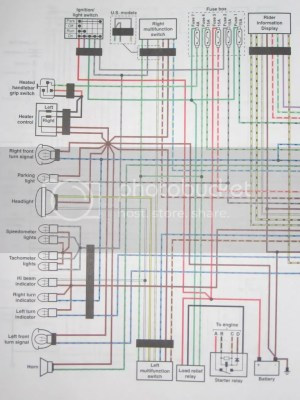 Bmw gs 1100 wiring diagram