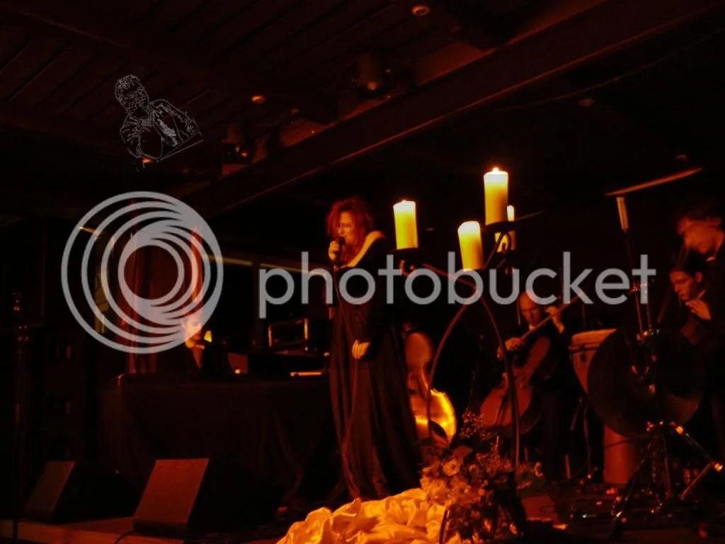 Persephone performing