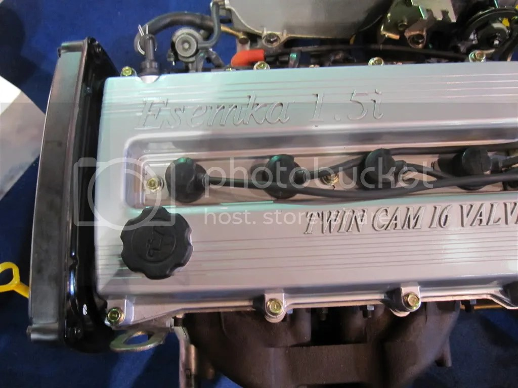 Engine Merk Esemka