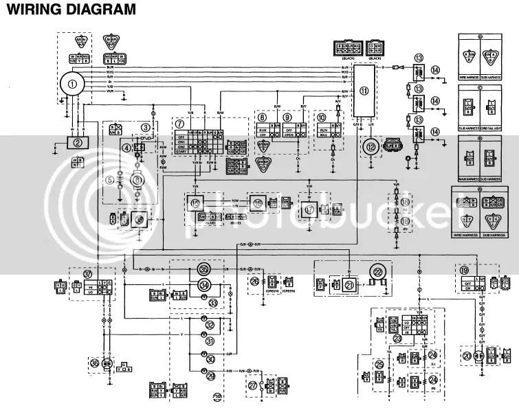 warrior 350 cdi wiring diagram  diagrams  auto fuse box