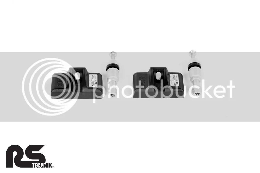 RS Technik BMW Mini Cooper Tire Pressure Monitoring Sensor